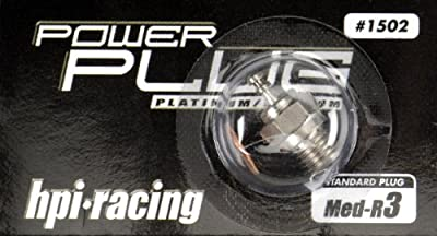 HPI Racing 1502 Glow Plug R3, Medium