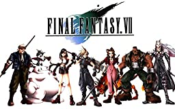 Final Fantasy Game Poster family silk wall print 40 inch x 24 inch
