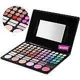Beautify - Magnifique palette de maquillage ombres à paupière blush de 78 couleurs