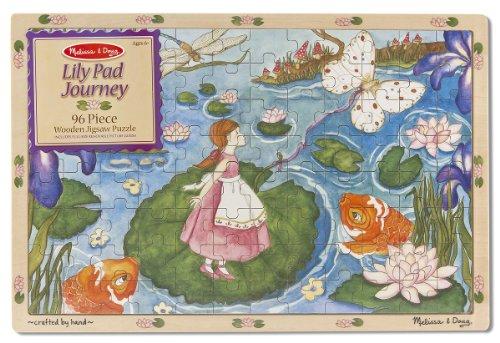 Melissa And Doug Puzzle Storage front-471155