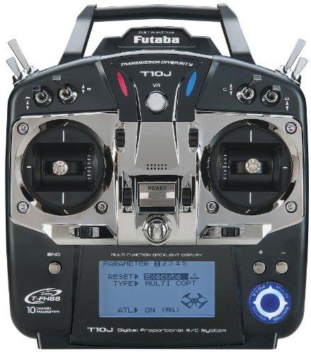Futaba-10JH-24G-Heli-R3008SB-SFHSS-Mode-2-Radio-System