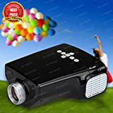"MINI LED Projector 10-100"" LED For TV, DVD, PC With SD,USB,AV In VGA, HDMI, Coaxial TV (BY TRP TRADERS)"