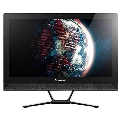 Lenovo F0B40098IN 21.5-inch All-in-One Desktop (Black)