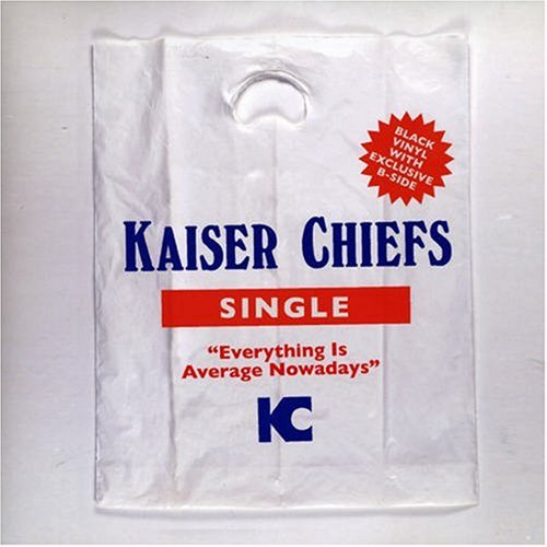 Kaiser Chiefs - Everything Is Average Nowadays - Zortam Music