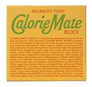 カロリーメイト ブロック フルーツ味 4本入り 80g×30個