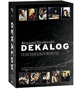Dekalog [5 DVDs]