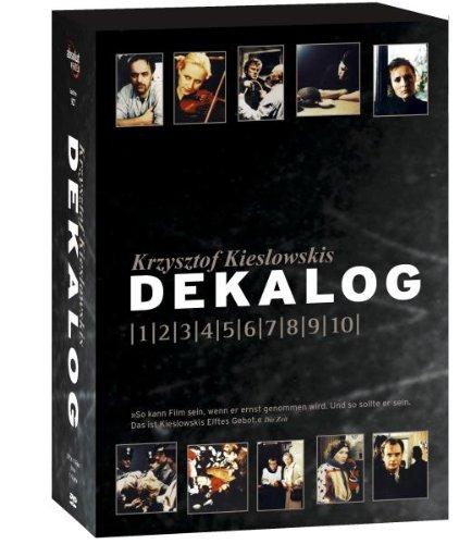 Dekalog [5 DVDs] [Alemania]
