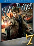 Harry Potter and the Deathly Hallows: Parts 1 and 2 Ultimate Edition [Blu-ray]