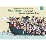 """Land Unter - Politische Karikaturen 2010von """"Klaus Stuttmann"""""""