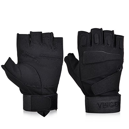 Vbiger Double Layered Outdoor Gloves