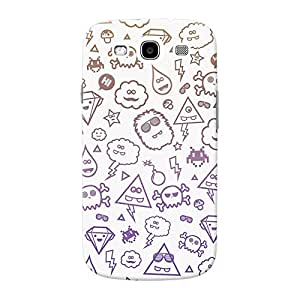 Mobile Back Cover For Samsung I9300I Galaxy S3 Neo (Printed Designer Case)