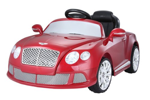 New New Limited Edition Ride On Toy Car 6V Licensed Kids Bentley Gt Ride On Car With Remote Control