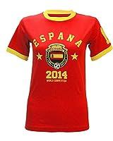 Fast Fashion - Football Coupe Du Monde 2014 En Coton Imprimé Tee Shirt - Femme