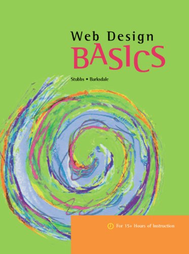 Web Design BASICS (Basics (Thompson Learning))