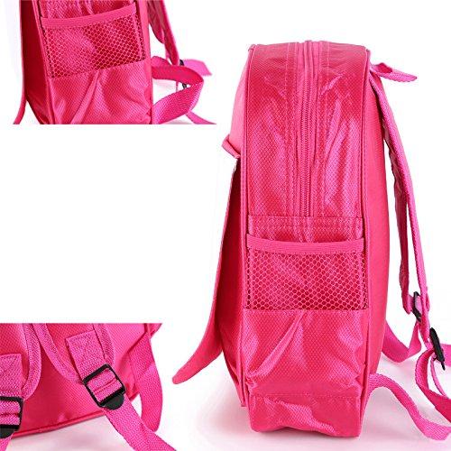 Boys-Girls-Toddler-Heart-Of-Minions-Backpack-School-Bag