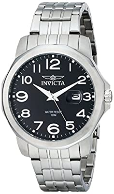 Invicta Men's 5772 II Collection Eagle Force Stainless Steel Watch