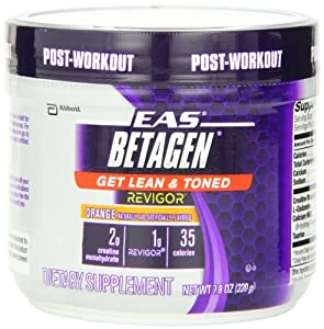 EAS Betagen Dietary Supplement, Orange, 7.8 Ounce