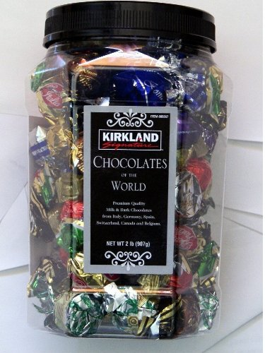 KIRKLAND Signature PREMIUM CHOCOLATES of the