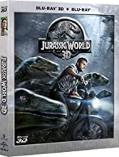 Jurassic World (3D) (Blu-Ray 3D+Blu-Ray)
