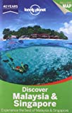 img - for Lonely Planet Discover Malaysia & Singapore (Full Color Travel Guide) book / textbook / text book