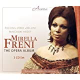 オペラ・アリア集 (Puccini , Verdi , Bellini , Mascagni , Bizet : The Opera Album / Mirella Freni) (3CD) [輸入盤]