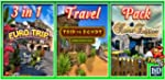 Travel Pack - 3 in 1 - Hidden Object...