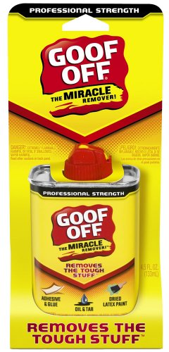 Images for Goof Off FG651 Professional Strength Remover, 4.5-Ounce