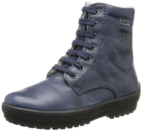 Naturino Boys NATURINO CAMPIGLIO Boots Blue Blau (Bleu 9111) Size: 31