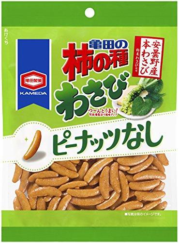 亀田の柿の種わさび100                                                                                                                  0×12袋