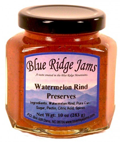 Blue Ridge Jams: Watermelon Rind Preserves, Set