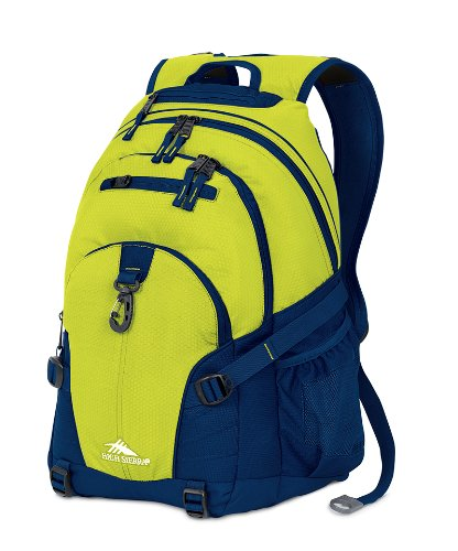High Sierra Backpack 8 5 Inch Navy