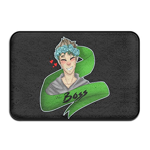 MEGGE Jacksepticeye Entrance Mat (Pittsburgh Pirates Grill Cover compare prices)