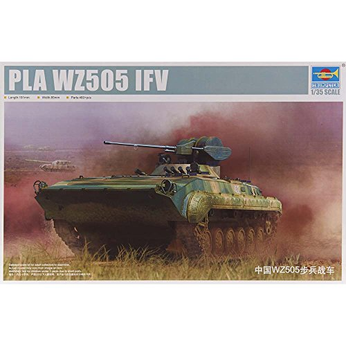 Trumpeter PLA WZ505 Type 86A Infantry Fighting Vehicle Model Kit (1/35 Scale) (Trumpeter 1 35 Rail compare prices)