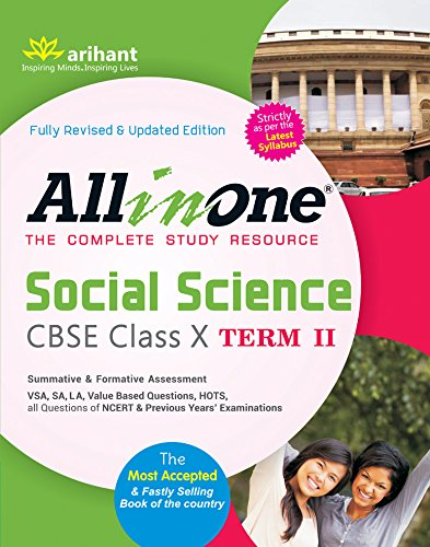 All in One Social Science CBSE Term-2