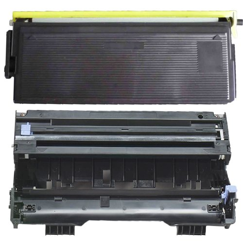 (1 Drum + 1 Toner) Inktoneram® Replacement Toner Cartridges For Brother Tn540 Dr510 Toner Cartridges & Drum Replacement For Brother Dr-510 Tn-540 Set
