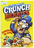 Quaker Cap'N'Crunch Crunch Berries 370g (Pack of 2)
