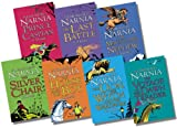 C. S. Lewis The Chronicles of Narnia Collection - 7 Books RRP £41.93 ([1] The Magician's Nephew; [2] The Lion, the Witch and the Wardrobe; [3] The Horse and His Boy; [4] Prince Caspian; [5] The Voyage of the Dawn Treader; [6] The Silver Cha