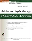 img - for Adolescent Psychotherapy Homework Planner book / textbook / text book