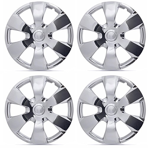 Toyota Camry Hubcaps Cover, Chrome 16