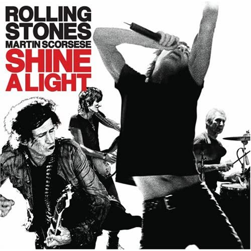 The Rolling Stones - Shine A Light - Martin Scorsese Mick Jagger Jack White Keith Richards Buddy Guy Christina Aguilera Ronnie Wood Charlie Watts