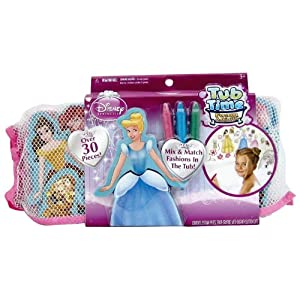 Tara Toy Disney Princess Tub Time