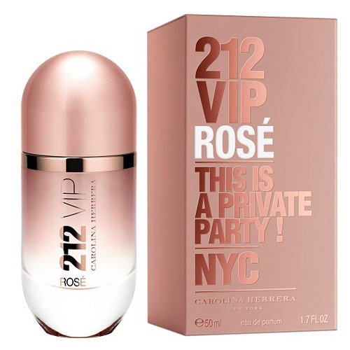 Carolina Herrera 212 VIP ROSE Eau de Parfum Spray for Women 58315