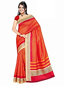 Winza latest party wear thappa silk saree collection for women girls & ladies