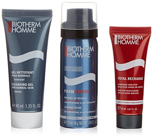 Biotherm Homme Recharge Total Cofanetto Trattamento Viso - 110 ml