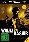 DVD Cover 'Waltz with Bashir