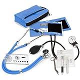 Prestige Medical Sprague/Sphygmomanometer Nurse Kit, Ciel Blue