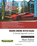 img - for MAXON CINEMA 4D R16 Studio: A Tutorial Approach book / textbook / text book
