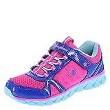Champion Girls' Pink Blue Girls' Capri Runner 11.5 Regular