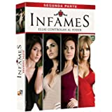 INFAMES: SEGUNDA PARTE (IMPORT FROM MEXICO 6 DVDS) REGION 1 Y 4 No English options