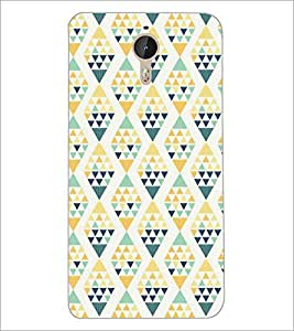 PrintDhaba Pattern D-5219 Back Case Cover for LETV (LE ECO) LE 1 PRO (Multi-Coloured)